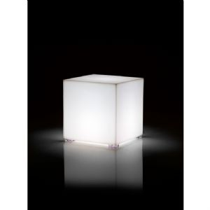 Light up cube lamps for the garden online at potstore.co.uk